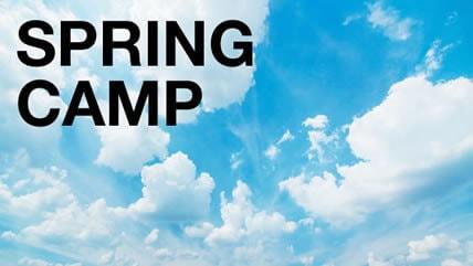 春季キャンプ