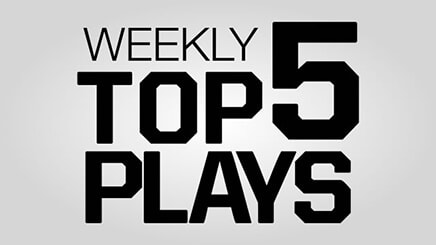 Weekly TOP 5 Plays